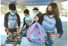 AOC Students Lend Helping Hand to Project Linus