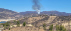 One Detained After Angeles National Forest Brush Fire