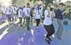 Purple Palooza 5K Walk Brings Awareness to Domestic Violence