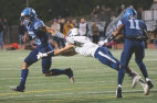 Cents Clinch Share of Foothill League Title After Decisive Win Over Wildcats