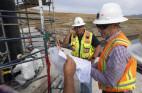 Construction on Castaic Dam Moving Forward