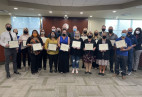 Hart Governing Board Recognizes Classified Employees of the Year