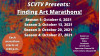 SCVTV to Air 'Finding Art' TV Marathons for Artober Celebration