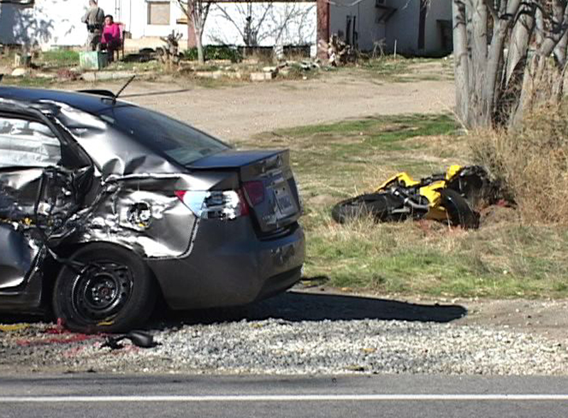Scvnews Com Motorcyclist Killed During Illegal Passing