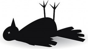 deadcartoonbird