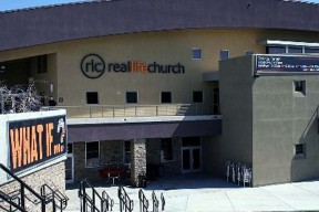 Real Life Church   Photo by Stephen K. Peeples
