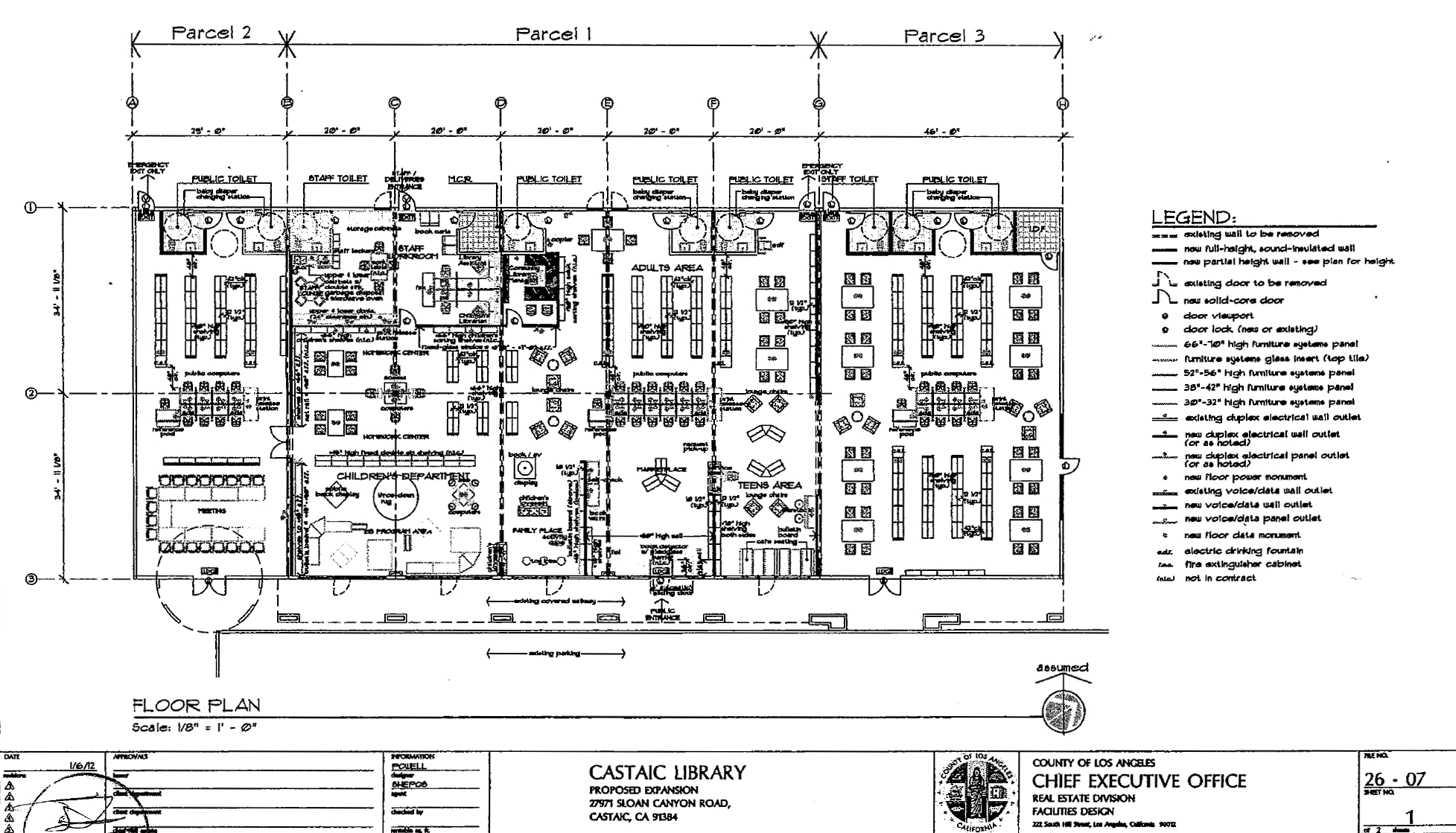 Scvnews Com County To Double Size Of Castaic Public Library 06 14 2012