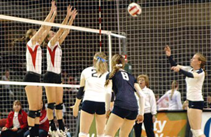 SCVNews.com | Everything Goes Right for TMC Volleyball ...