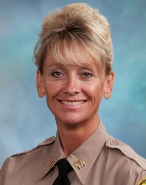 Capt. Carrie Stuart
