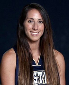 Jackie Marshall scored 21 points and pulled down 11 rebounds in the Lady Mustangs conference opener against HIU.