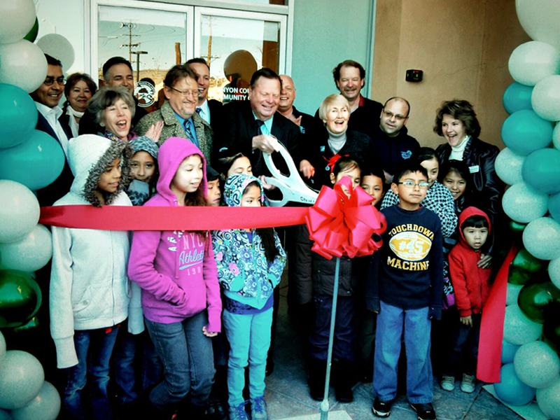 Canyon Country Community Center Opening