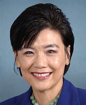 Rep. Judy Chu, D-Los Angeles