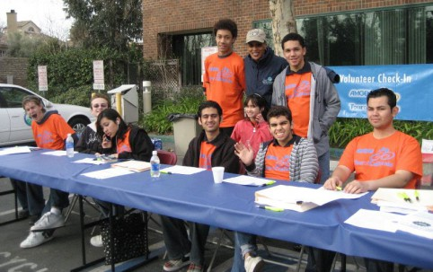 Amgen Volunteers