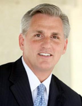 U.S. Rep. Kevin McCarthy