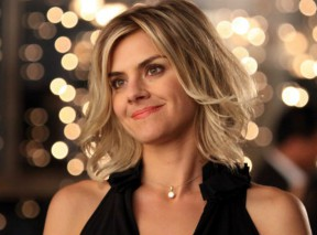 """Eliza Coupe in """"Shanghai Calling"""""""