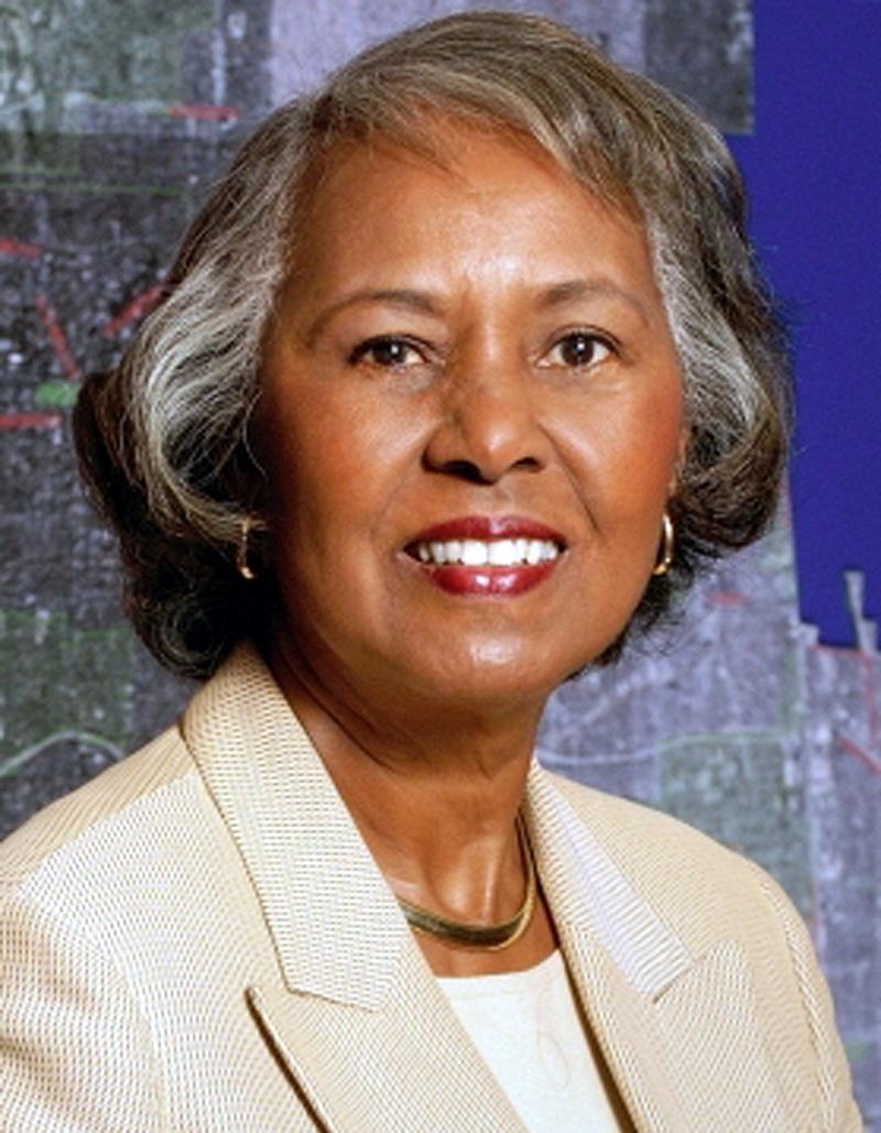 Yvonne Burke Net Worth