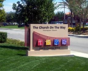 churchontheway