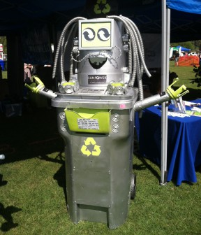 "Grand Prize Winner ""Recycle Robot"""