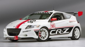 Honda's HPD CR-Z Racer is one of 10 entries Honda will field in the 2013 Pikes Peak International Hill Climb.