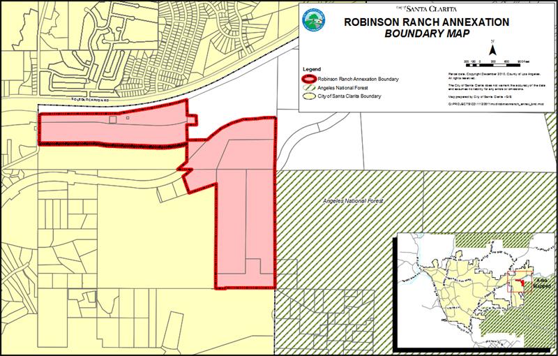 Scvnews Com Robinson Ranch Housing Property Headed For