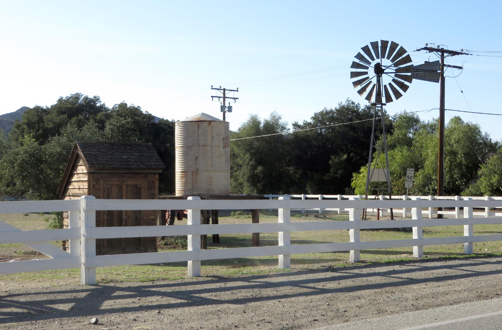Sable Ranch | Photo: Leon Worden 3/16/2014