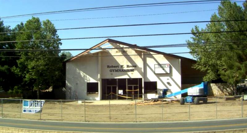 Bross Gymnasium