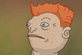 """Screenshot from Ethan Clarke's """"Drifters"""""""