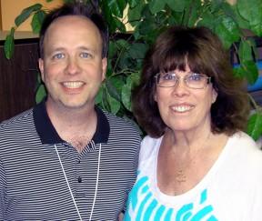 James Webb and Linda Margulies