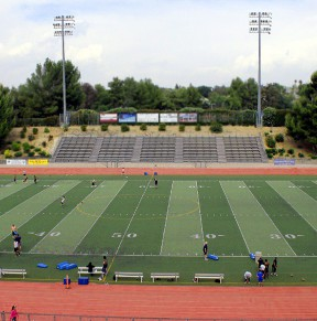 Cougar Stadium, College of the Canyons