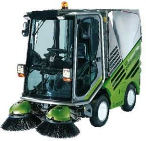 The sweeper might look something like this.