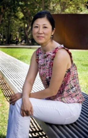 Miwon Kwon, professor and chair of the Department of Art History at UCLA