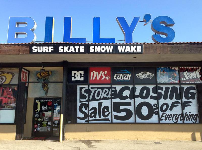 Photo: Billy's / Facebook