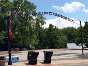 Trigg County Farmer's Market