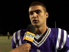 Player of the Game: Valencia QB Jake Wallace