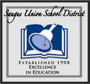 Saugus Union School District logo color