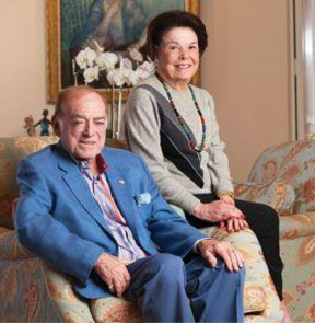 Joyce and Stanley Black have made a $15 million donation to fund research and clinical care programs at Children's Hospital Los Angeles.