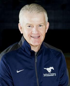 Head coach Chuck Martin