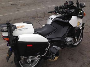 Sheriffs Department motorcycle-450x338