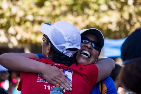 Santa Clarita Marathon Volunteers