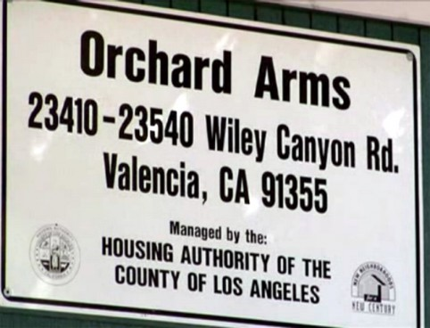 public housing - orchard arms
