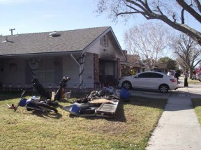 Firefighters Make Quick Work Of Residential Fire In Canyon Count
