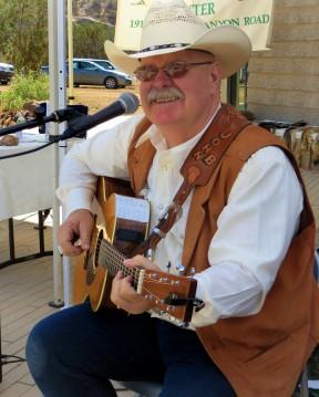John Bergstrom, SCVTV's house guitarist, is scheduled to perform.