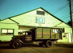 Newhall Ice Company Building Could Be Auctioned In February