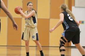 Freshman guard Jordan Oster had 11 points and three steals off the bench in COC's loss to Moorpark. Photo: COC
