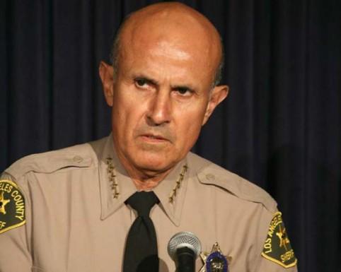 former L.A. County Sheriff Lee Baca