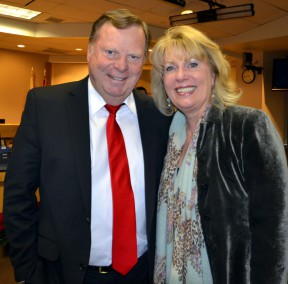 Bob & Kathy Kellar   Photo by Nancy Starczyk