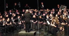 Hart District Honor Band, 2013