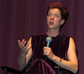 """Ramona"" expert Dydia DeLyser. Photo: SCVTV."