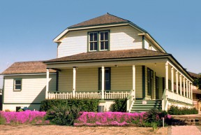 Newhall Ranch House