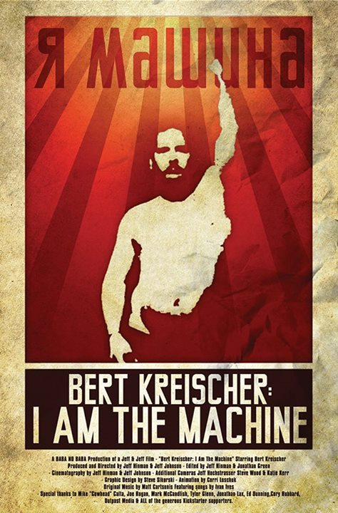 bert kreischer the machine story